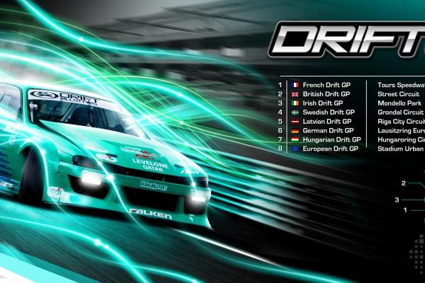 Drift GP poster 3